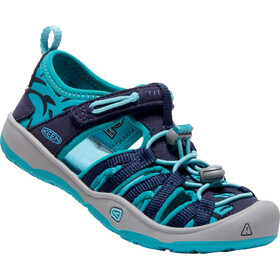 Keen Moxie Sandalen Kinderen, dress blues/viridian